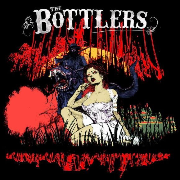 The Bottlers Punk Folk Band Sydney Australia Debut EP